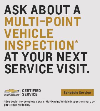 Vehicle Profile   Chevrolet Owner Center
